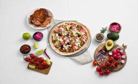 """Tlajuda"": meksikietiška pica"