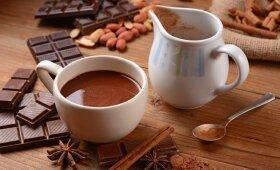 Naminis karštas šokoladas