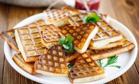 Sūrio vafliai