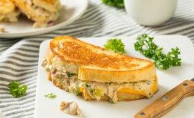 Karšti sumuštiniai su tunu