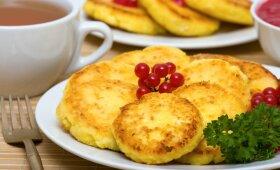 Virtų bulvių ir varškės kepsneliai – nustebsite, kaip skanu