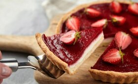 Dieviškai skanus varškės pyragas – vos per 30 minučių