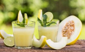 Gaivi vasaros atgaiva: gėrimas, kurį paruošite vos per kelias minutes