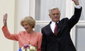 Moteris, praskleidusi prezidento V. Adamkaus gyvenimo šydą