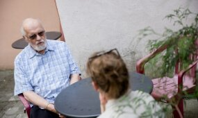 50 metų JAV pragyvenęs Saulaitis: jauniausioji karta mane labai gąsdina