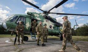 Ukraina išbandė naujus ginklus: pagaliau ši diena atėjo