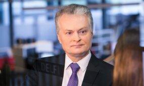 G. Nausėda: Lietuvoje vidutinis darbo užmokestis yra pasibaisėtinai mažas