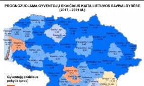Apskaičiavo, kas bus Lietuvoje po penkerių metų