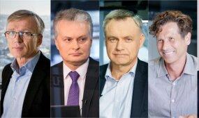 Lietuvos įtakingiausieji 2017: verslininkų ir ekonomistų sąrašas