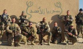 """Rusų samdiniai – ne tik Sirijoje: mūsų """"laukia daug kovų"""""""