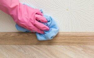 Natūralios valymo priemonės, kurios neužterš namų pavojingomis medžiagomis