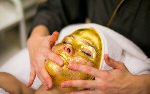 Aukso kaukė - dar Kleopatros atrasta skaisčios odos paslaptis