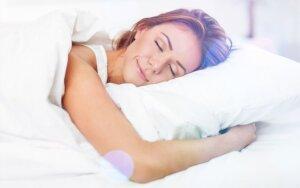 5 praktiški patarimai, kaip pagražėti per naktį