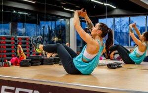 Trenerė V. Bražaitė: yra 3 pagrindinės taisyklės, jei norite numesti svorio