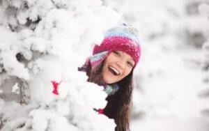 Tinkamai pasirūpinkite veido oda šaltuoju metų laiku. Laimėtojos