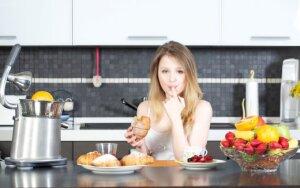 Kiek patiekalų turi sudaryti pietus? Mūsų klaidos ir dietistės patarimai