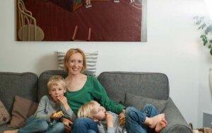 Vieno paveikslo istorija: papildomas kambarys visai šeimai