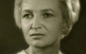 Netekome aktorės Danutės Juronytės-Zelčiuvienės