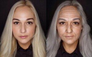 """I. Stonkuvienė: norėčiau po daugelio metų būti """"kieta"""" ir truputį išprotėjusia senute"""