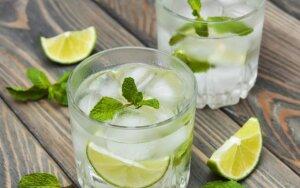 Vanduo su citrina rytais: kuo tai naudinga?