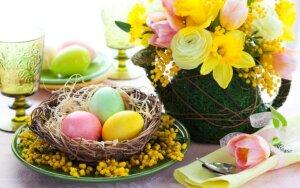 Kaip turėtų atrodyti Velykų stalas