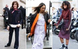 Sportinės aprangos detalės – gatvės mados favoritės jau ne vieną sezoną
