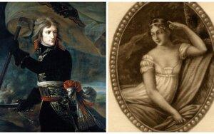 Kodėl Napoleonas išsiskyrė su Žozefina, tačiau nenustojo jos mylėjęs iki paskutinio atodūsio