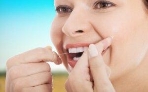 Kas iš tikrųjų nutiktų, jei nevalytum dantų ir tarpdančių