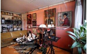 Garsus architektas prof. V. Brėdikis apie 40 metų puoselėtą būstą: norėčiau gyventi kitaip