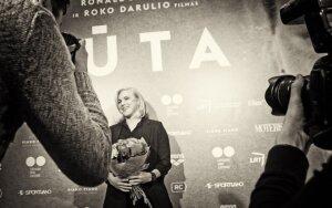 "Dokumentinio filmo ""Rūta"" premjeroje netrūko garbių svečių"