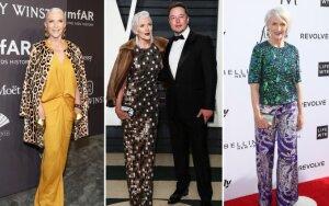 Maye Musk – graži, stilinga, įkvepianti