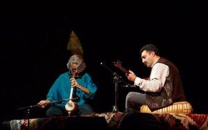 Mistinė kelionė su persų muzikos meistrais