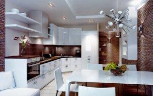 7 klaidos, kurių reikia vengti įsirengiant virtuvę