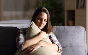 Psichologė A. Mockienė: yra 4 būdai, padėsiantys išbristi iš depresijos be vaistų