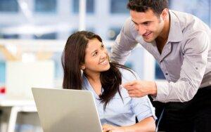 Kaip įrengti darbo vietą, kad jus lydėtų sėkmė