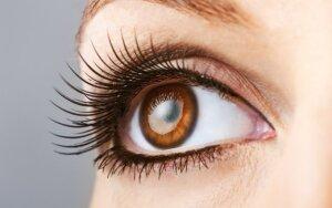 Sausoms akims - naujas ir efektyvus sprendimas