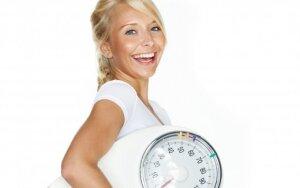 Patarė, kaip iki vasaros atsikratyti kelių kilogramų