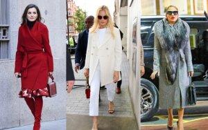 Rinkitės tokį paltą, kuris ne tik gražus, bet ir tinka jūsų figūrai