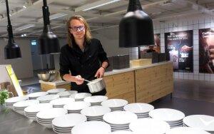 """David'as Johansson'as jau penkerius metus prisideda prie """"Ikea food"""" pokyčių"""