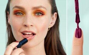 3 madingiausios rudens makiažo spalvos – kiekvienam odos atspalviui