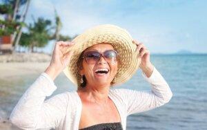 81 m. Nina: neįtikėtini receptai, kaip išlikti jaunai visą gyvenimą