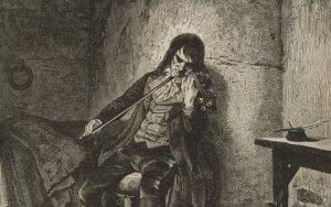 Šėtoniškasis Paganini: siaubingai negražus, bet beprotiškai populiarus ir pasakiškai turtingas Napoleono sesers mylimasis