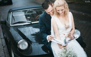 Kaip pasirinkti laiką ir vietą vestuvių fotosesijai rudenį?