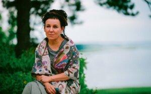 Garsi lenkų rašytoja: pasaulis akivaizdžiai tampa vis labiau moteriškas