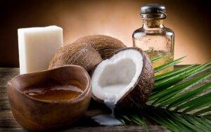 Kokosų aliejus – ne tik grožiui, bet ir sveikatai