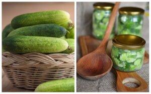 Šaltai marinuoti agurkai