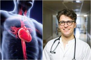 astmos ir hipertenzijos derinys