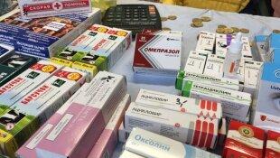 vaistai turguje