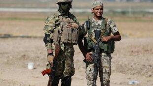 Turkijos puolimas prieš kurdus