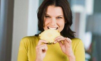 Sveika mityba gali apsaugoti nuo streso